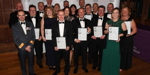 Ministry Of Defence Silver Awards