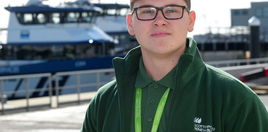 Local apprenticeship boost from East Anglia ONE windfarm