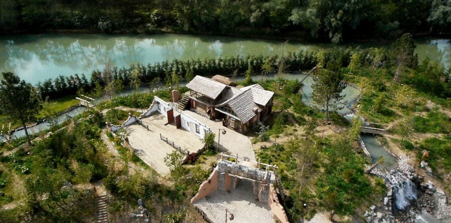 JMS & Master Wishmakers create a real-life Pirate Island