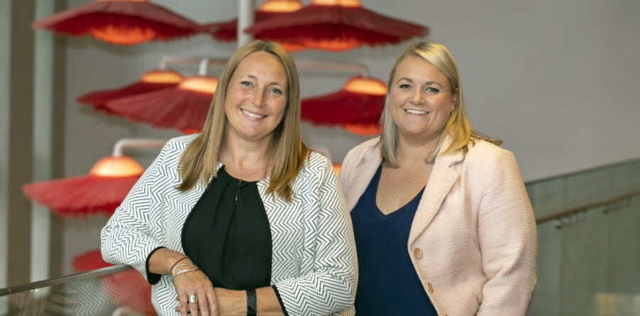 Award-winning communications agency take the business forward by promoting from within
